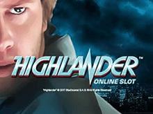 Виртуальный игровой автомат онлайн Highlander